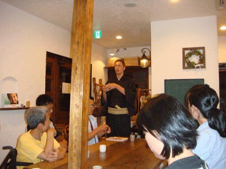 マックスの講演会